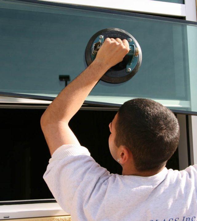 window glass repair replacement
